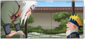 In Memories - Naruto 449 by goldenhans