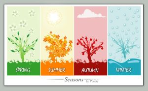 Seasons - i need spring by poezie