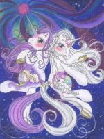 Last Unicorn Customs by kiss-the-thunder