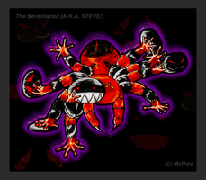 The sevenfaced :3 by Mythee