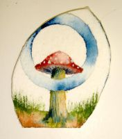 shroom by cornproduct