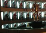 Iron Man 3 Hall of Armor Display 5 by AdamC11779