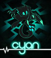 Cyan by RadioactiveBirds