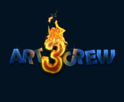 Art3Crew logo. by StaX-ten7