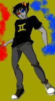 Sollux Captor by xRedxPiratex