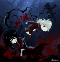 Welcome to Hellsing by sapphii