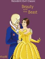 Beauty and the beast by Khay88