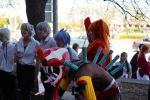 Anime North 2014 Evangelion Meet. by Lightning--Baron