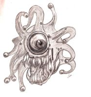Beholder -Finished- by Siniea