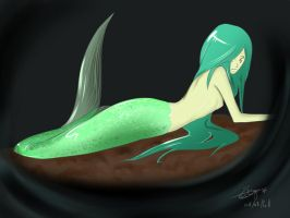 Mermaid by zochigo