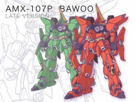 AMX-107P Bawoo by pangpoi