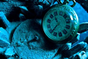 clock ticking by yed77