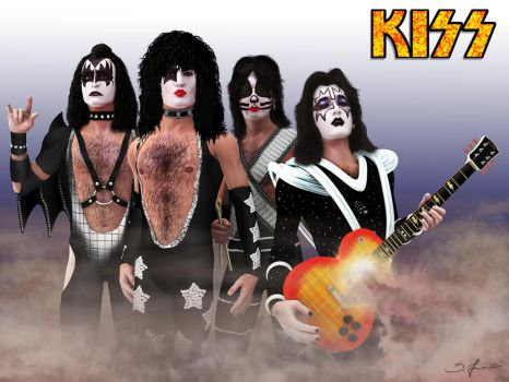 KISS by sgreco1970