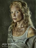The Walking Dead: Andrea: Anisotropic Re-Edit by nerdboy69