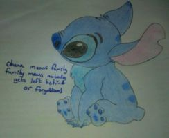 Experiment 626 A.K.A Stitch by Tillzbbe