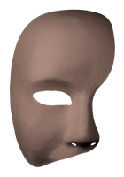 Mask 003 - Clear Cut PNG by Travail-de-lame