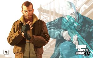 GTA 4 by mauber91
