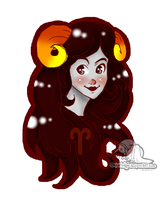 Aradia by kiwikuu