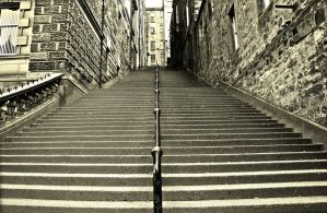 More Steps Of Edinburgh by Estruda