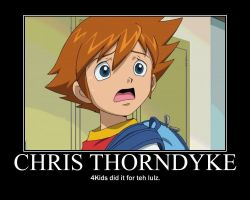 Chris Thorndyke by ARTic-Weather