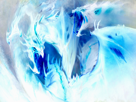 Ice (Battle for Dominance) by ElectricCircuit