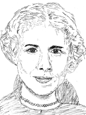 Clare Boothe Luce by diodotus