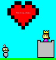 Video Game Valentines by LRpaul