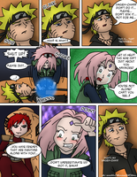 NaruSaku You're Not Alone pg 3 by Da-Wabbit