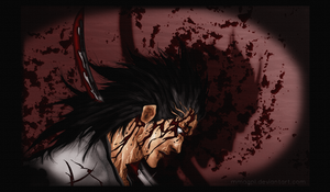 Zaraki Kenpachi - Approaching Death ... by MmagPL