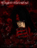 Vincent Valentine ++Drawing++ by Jaanlala