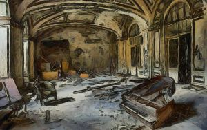 Abandoned 1 by Jessica-Art
