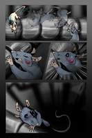 rats in a lab: page 4 by mechanicalmasochist