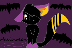 Halloween (requested by GuardianAngelSorrow) by avrey908