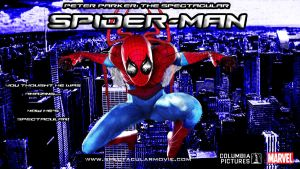 Peter Parker: The Spectacular Spider-Man poster 3 by stick-man-11
