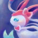 sylveon~ by neir-2-you