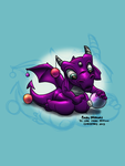 Christmas Chatter Request III :: Baby Dragon by stinawo