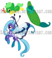 PokePony Adoptables5 by Sakuyamon