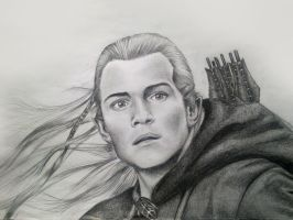 Legolas by ScatteredDisc