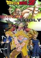 DBZ Revenge of Broly cover by SuperSaiyanCrash