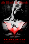 Batman Beyond - Movie Poster 2014 by 360snipeProductions