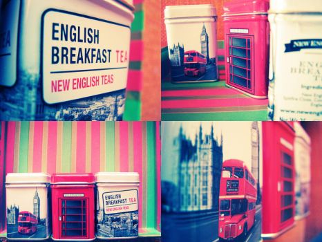 English breakfast tea by artahh