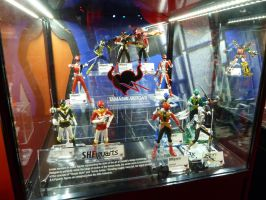 Power Rangers or Sentai action figures by nx20