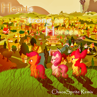 Hearts Strong as Horses Cover by LyraTheCat101