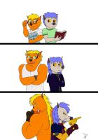 From Friends to Partners by PopP-Penguin