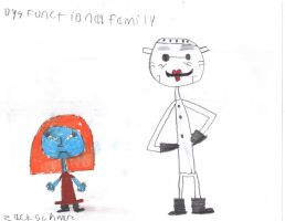 Dysfunctional Family by Zoomzamzim