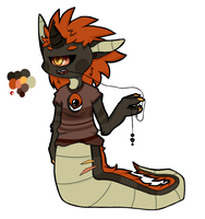 Adoptable! [starting at 0pts] by D3m0nical