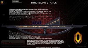 Cerberus Minuteman Station by Euderion