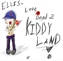 Ellis loves kiddyland by mewsnowneko-chan