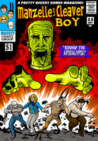 Manzelle Cleaver Boy: Issue 49 by kjmarch