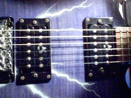 My Dime Guitar by lakeofsorrow